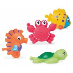 Canpol zabawki do kąpieli Kolorowy ocean 1+
