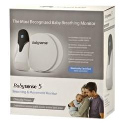 BabySense 5 monitor oddechu