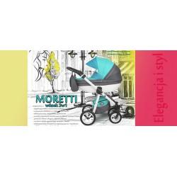 MORETTI Wózek 3w1 - 14