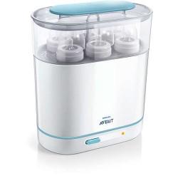 AVENT Philips elektryczny sterylizator parowy 3 w 1