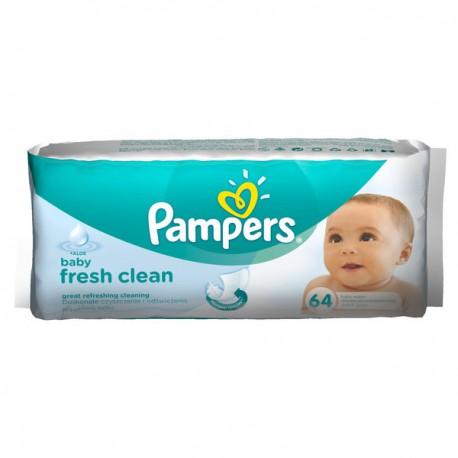 Pampers chusteczki Baby Fresh Clean